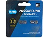 KMC Missing Link 10-Speed Silver (Blue)