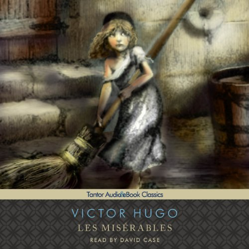 Les Miserables audiobook cover art