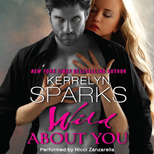 Wild About You audiobook cover art