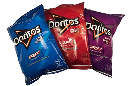 Doritos Reduced Fat Variety Pack (30 Count)