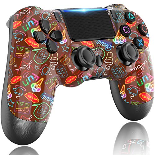 LITTJOY PS4 Controller, Wireless Controller for Playstation 4,Compatible with PS4/Slim/Pro Console