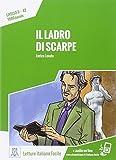 IL LADRO DI SCARPE: Il ladro di scarpe. Libro + online MP3 audio