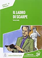 Italiano facile: Il ladro di scarpe. Libro + online MP3 audio