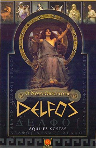 O Novo Oraculo de Delfos Livro com 78 Cartas