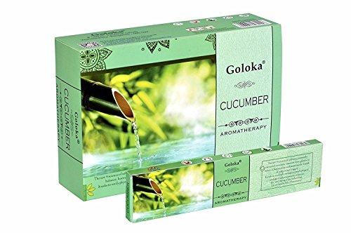Incienso Goloka Spa Refrescante Refreshing