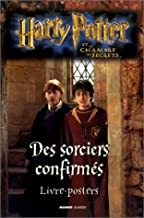 Harry Potter et la Chambre des secrets : Des sorciers confirmés (livre-posters)