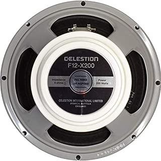 Celestion F12-X200 12 Inch 200-Watt Replacement Guitar Speaker 8 Ohm