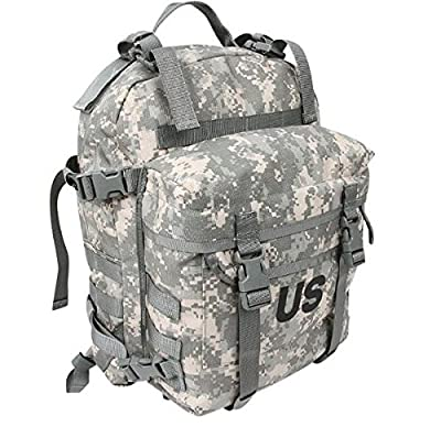 US Military Surplus MOLLE Assault Pack, ACU