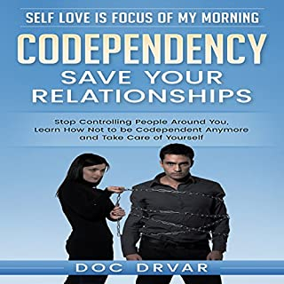 Page de couverture de Codependency - Save Your Relationships