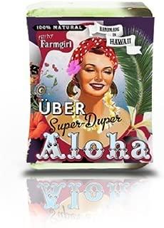 Filthy Farmgirl, Soap Bar Uber Super Duper Aloha, 1 Count