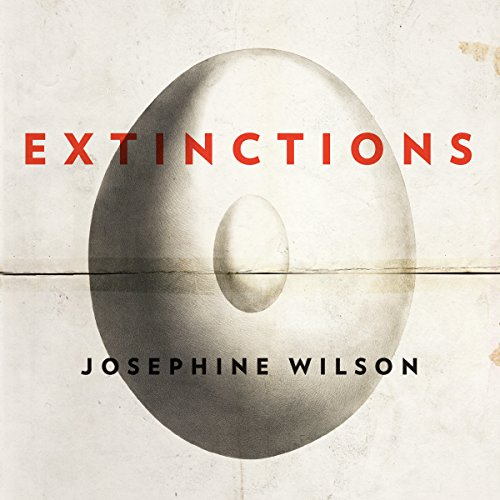 Extinctions audiobook cover art