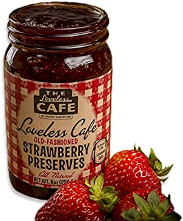 The Loveless Cafe Strawberry Preserves 8 oz