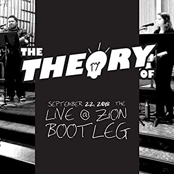 The Live @ Zion Bootleg