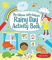 Little Children's Rainy Day Activity book (Little Children's Activity Books)