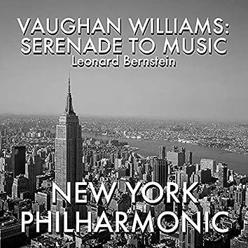 Vaughan Williams: Serenade to Music