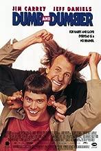 Dumb and Dumber Poster C 27x40 Jim Carrey Jeff Daniels Lauren Holly Poster Print, 27x40