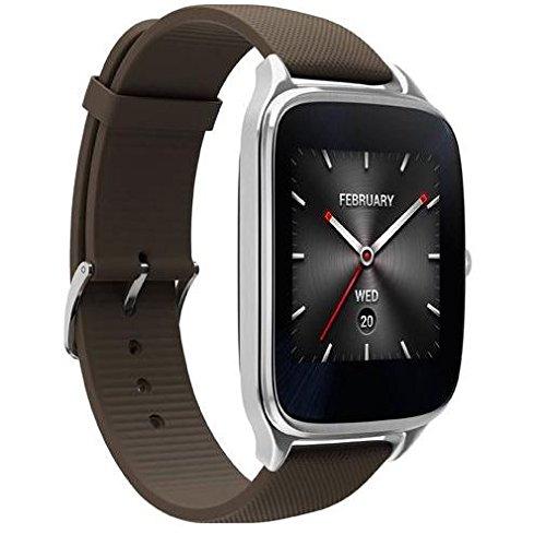 Asus - ZenWatch 2 WI501Q Smartwatch Gunmetal WI501Q-2J-GB2