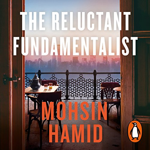 The Reluctant Fundamentalist audiobook cover art