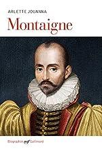 Montaigne d'Arlette Jouanna