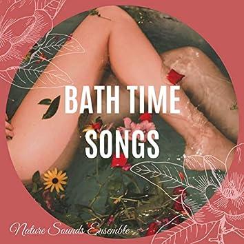 Bath Time Songs: Nature Sounds Ensemble