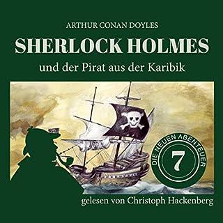 Sherlock Holmes und der Pirat aus der Karibik Titelbild