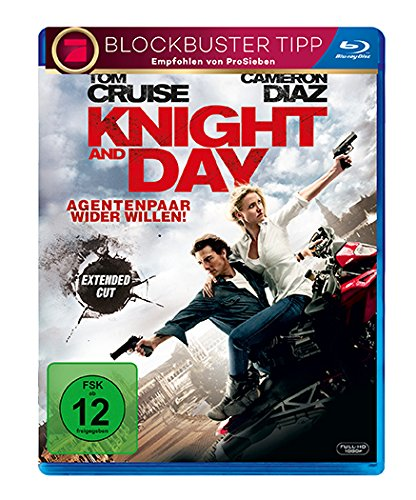 Knight and Day - Extended Cut [Alemania] [Blu-ray]