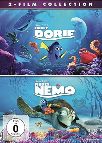 Findet Dorie / Findet Nemo - 2-Film Collection [2 DVDs]
