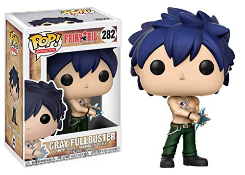 Fairy Tail Figura de Vinilo Gray Fullbuster (Funko 14380)