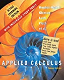 Applied Calculus, 2e, Active Learning Edition