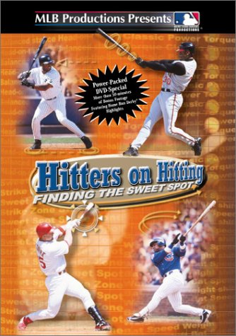 Mlb: Hitters on Hitting - Finding Sweet