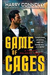 Game of Cages: A Twenty Palaces Novel Kindle Edition