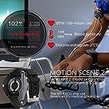 Zoom IMG-2 hfj yie h smartwatch sportivo