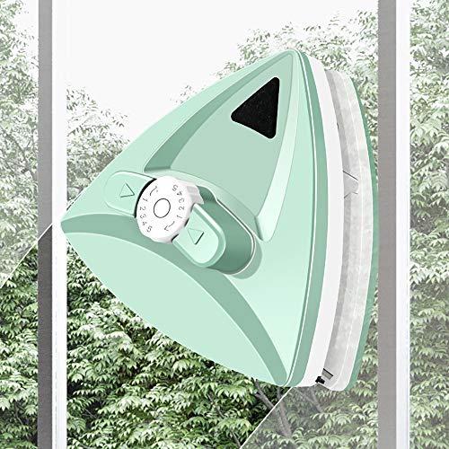 LZH FILTER Nettoyant de vitres magnétique Double-Face, Nettoyeur de Vitre Magnétique, Nettoyeur de Vitres Double Face Outil, Lave Vitre Magnétique, Lave-vitre, Nettoyeur vitre