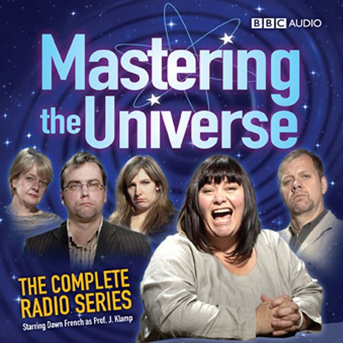 Mastering the Universe audiobook cover art