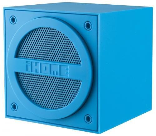 SDI iBT16LE iHome iBT16 Bluetooth Mini-Lautsprecher blau