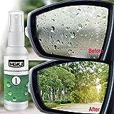 ZAK168 Auto Windschutzscheibe Glas Nano Hydrophobe Beschichtung Wasserdicht Schutz Spray