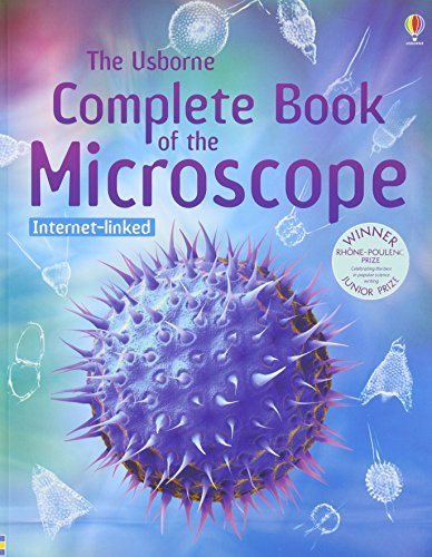 Complete Book of the Microscope (Usborne Internet-linked Reference) (New edition) [Paperback]