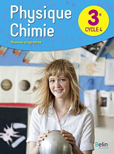 Physique-Chimie 3ème cycle 4
