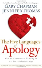 By Chapman Gary D - The Five Languages of Apology (8.2.2006)