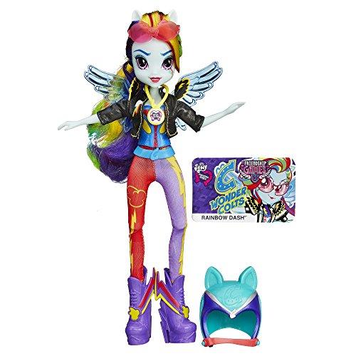 My Little Pony Equestria Girls Rainbow Dash Sporty Style Motocross Doll by My Little Pony Equestria Girls