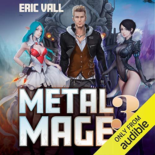Couverture de Metal Mage 3