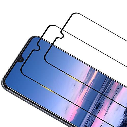 RIIMUHIR [3 Pièces] Verre Trempé pour Samsung Galaxy A31 Protection d'écran, 9H Dureté, HD Transparence, Ultra Résistant aux éraflures Vitre Tempered Film Protecteur Ecran