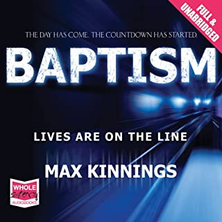 Baptism cover art