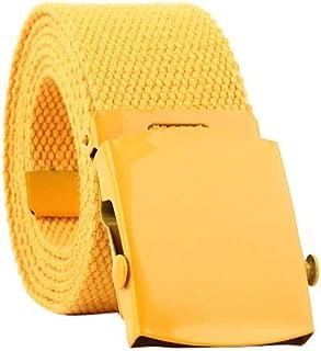 1,5/pulgadas unisex nylon Militar T/áctico Cintur/ón Correa De Cintura Ajustable para Militar Camping Senderismo