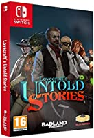Lovecraft's Untold Stories: Collector's Edition (Nintendo Switch) (輸入版)