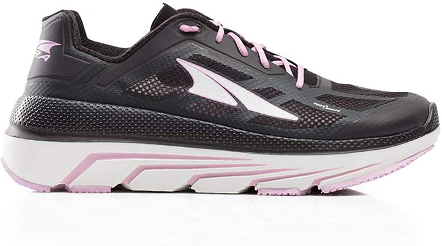 Altra AFW1838F Women's Duo Running shoes, Black Pink - 9 B(M) US