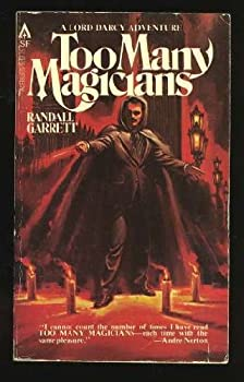Too Many Magicians 0441816967 Book Cover