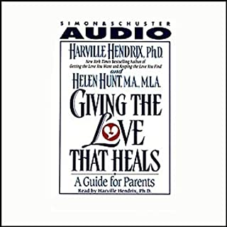 Giving the Love That Heals audiobook cover art
