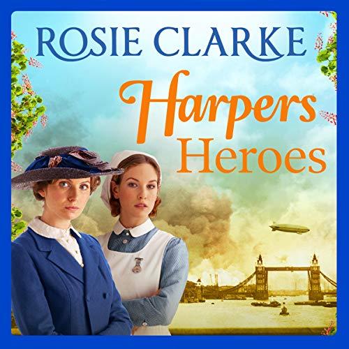 Harpers Heroes cover art
