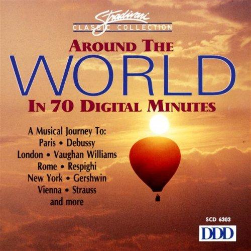 Around the World in 70 Digital Minutes